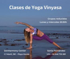 Clases de Yoga en Lanzarote